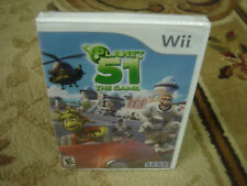 Planet 51  (Wii, 2009)
