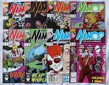 NAMOR THE SUB-MARINER • mixed lot of 8 comics • #2 to #18 (Marvel 1990-91) Mint!