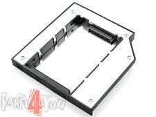 HD Caddy zweite Festplatte HDD 2nd HD IDE PATA SATA Dell  XPS M1210 M1730