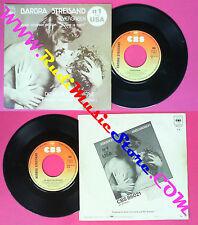 LP 45 7'' BARBRA STREISAND Evergreen De reve en reverie 1977 france*no cd mc dvd