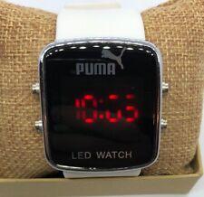 Puma LED Watch New Battery