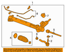 Cadillac GM OEM 09-10 CTS-Rack And Pinion Complete Unit 22777700