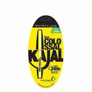 Maybelline New York Colossal Kajal , Noir, 0.35g Maybelline