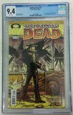 The Walking Dead #1 CGC 9.4 WHITE PAGES Rick Grimes FIRST PRINT Black Label