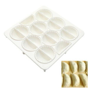 18 Holes Dumpling Mould Ravioli Maker Kitchen Gadget Dumplings AccessoriK1
