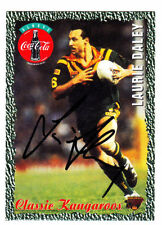 Laurie Daley 1995 Season NRL & Rugby League Trading Cards