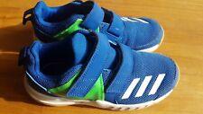 Adidas, Turnschuhe, Hallenschuhe, Größe 32, blau, selten getragen