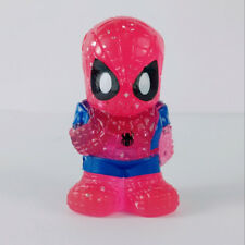 """1.5"""" OOSHIES LIMITED Marvel CRYSTAL SPARKLE SPIDERMAN Pencil Topper Figure Toys"""