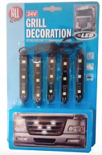24V Grille Décoration Personnalisation LED Lumière Blanche Camion Tracteur