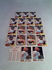 *****Danny Goodwin*****  Lot of 38 cards.....6 DIFFERENT