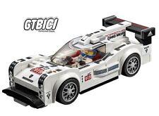 Lego Speed Champions puesto Reparación Porsche