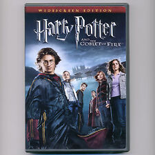 Harry Potter and the Goblet of Fire 2005 PG-13 movie, very good DVD Widescreen