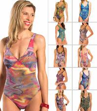 Kiniki Tan Through Women's Support Swim Costume - UK Seller - Sizes 8-20.
