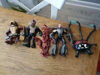 Tmnt Teenage Mutant Ninja Turtles Figures Bundle