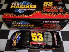 Hank Parker Jr #53 Team Marines Racing 2000 Monte Carlo 1:24 scale Action NASCAR