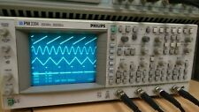 Philips PM 3394 oscilloscope 200 MHz/200ms/s/4 canaux