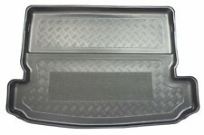 Kofferraumwanne mit Antirutsch für Nissan X-Trail T32 2014- 7 Sitze/3. R. flach