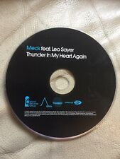 Meck feat. Leo Sayer - Thunder In My Heart Again 2006 Enhanced  9876879 CD ONLY