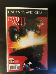 Uncanny Avengers # 14 Regular Cover 1st Print NM Marvel
