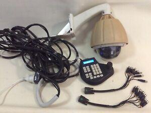 Security Camera Shop Workshop Factory Surveillance