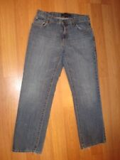 calvin klein jeans low rise straight jeans 32 30