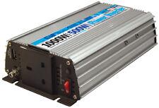 150W Main Car Camping Power Inverter 230V AC - 12V DC With USB Port