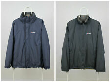Mens Berghaus Aquafoil Windbreaker Jacket 3 in 1 Blue Size M