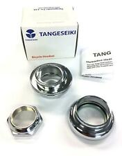 Old School BMX Tange MX-2 Chrome steel Headset 1 inch Threaded