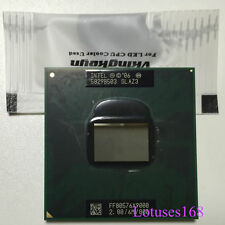 Intel Core 2 Extreme X9000 2.8 GHz 6M/800 Processor Socket P PM965 Chipset CPU