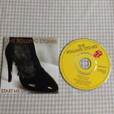 Rolling Stones CD  Single Card Sleeve Start Me Up / No Use in Crying
