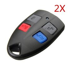 2x 4 Button Remote Control Key Fob Entry For Ford Falcon Sedan Series 2 & 3 Only