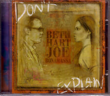 CD (NEU!) . JOE BONAMASSA / BETH HART - Don't Explain (I'd rather go Blind mkmbh