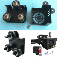 X-axis Carriage Plate & Wheels Pulley & Fan Cover Parts For CREALITY 3D Printer