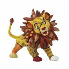 Disney by Britto The Lion King Simba Stone Resin Mini Figurine