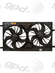Radiator Fan Assy Global Parts Distributors 2811608