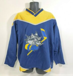 "Vintage AHL Baltimore Bandits Ice Hockey Jersey Team Hystyk Size Medium ""Rare"""
