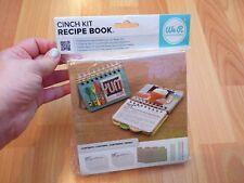 Recipe Book The Cinch craft kit new