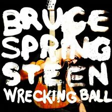 BRUCE SPRINGSTEEN - WRECKING BALL - CD SPECIAL EDITION NEW UNPLAYED 2012