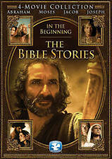 DVD In the Beginning: The Bible Stories (5-Disc Set) NEW