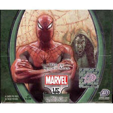 UPPER DECK VS SYSTEM MARVEL WEB OF SPIDERMAN BOX FACTORY SEALED