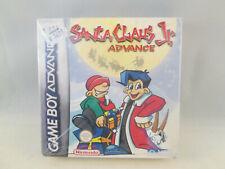 Nintendo Gameboy Advance GBA - Santa Claus Jr. Advance NEW SEALED
