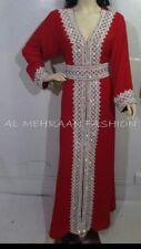 EXCLUSIVE ARABIAN JILBAB ARABIAN FANCY WOMEN DRESS  DESIGN ISLAMIC WEAR 6032