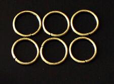 50pcs big anti bronze open jump rings finding 12 mm