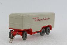 A.S.S WIKING LKW Anhänger Thermos Ackermann Gelbgrau 1956 GK 483/4C CS 542/1EA