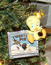 Tweety Pie, Sylvester (Hallmark Keepsake Ornament, QXI2109) Looney Tunes, 2015