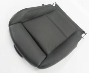 2010 BMW 335D (E90) RIGHT FRONT LOWER BOTTOM HEATED SPORT SEAT CUSHION (BLACK)