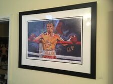 "Anthony ""Million Dolla"" Crolla with Frame"