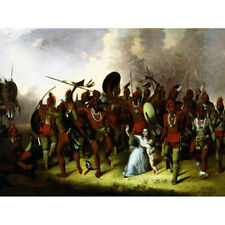 CIVIL RIGHTS EQUALITY NATIVE AMERICAN WOUNDED KNEE ART PRINT POSTER CC1670