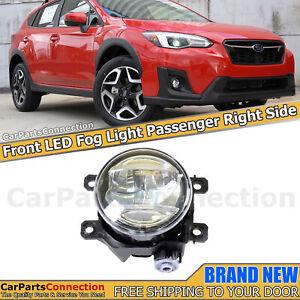 Right Side LED Fog Light For Subaru Ascent Crosstek WRX Legacy Impreza 18-21+