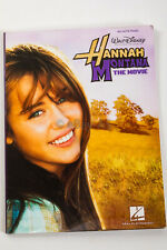 Hannah Montana the Movie Big-Note Piano Songbook USED!